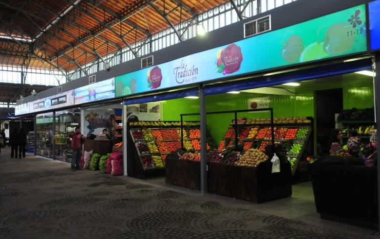 Así Quedó El Nuevo Mercado Agrícola Montevideo Mam Uruguay