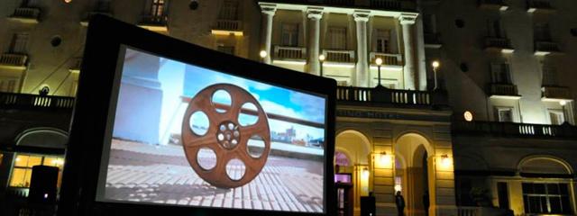 A sala llena se realizó otra edición del Festival Piriápolis de película