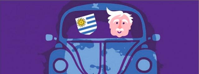 Para The Economist, el presidente Mujica es el líder más original de América Latina