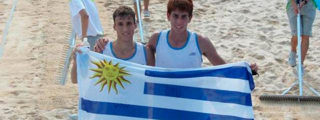 Uruguay se despidió de Nanjing 2014 con una medalla