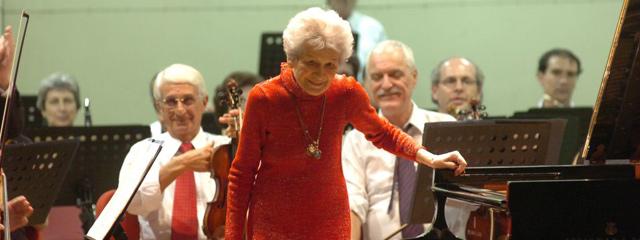 Uruguay despide a Nibya Mariño, una de sus mayores pianistas