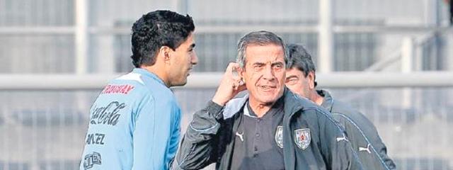 El maestro Tabárez comienza su tercer ciclo al frente de la selección uruguaya
