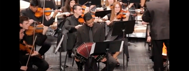 La Orquesta Juvenil del Sodre recogió ovaciones en su gira por Europa