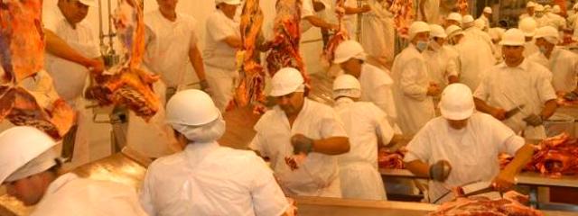 Frigoríficos colocan carne en EE.UU. a USD 4.700 la tonelada