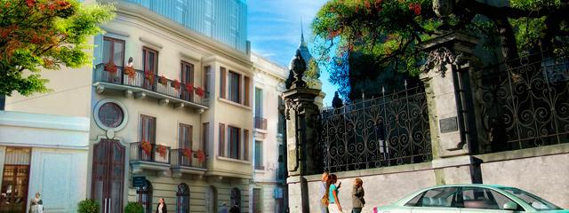 Alma Histórica Boutique Hotel: una nueva joya se luce en el corazón de la Ciudad Vieja montevideana
