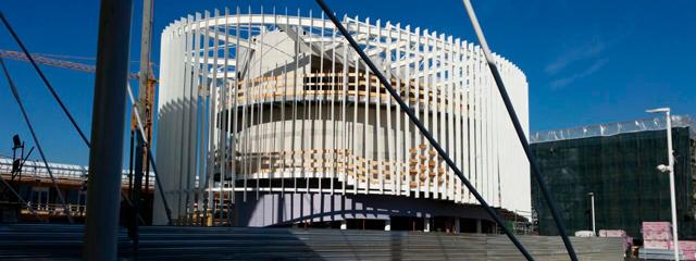 Avanzan obras del pabellón de Uruguay para la Expo de Milán