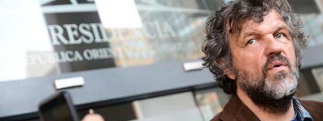Kusturica regresa a Uruguay para terminar el documental sobre el presidente Mujica