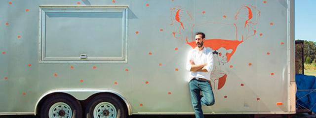 Santiago Garat, el cocinero trotamundos que esparce sabores uruguayos