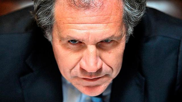 El excanciller de Uruguay Luis Almagro es el nuevo secretario general de la OEA