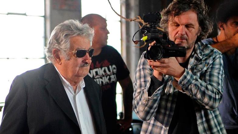 """Kusturica adelantó detalles de lo que será """"El último héroe"""", y mostró su fascinación por Pepe Mujica"""
