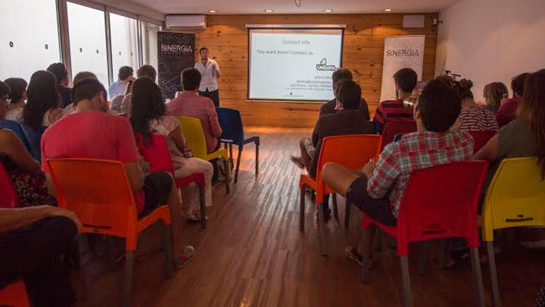 La Incubadora Sinergia realizó su primer pitch night en Uruguay