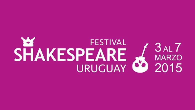 Llega el primer Festival de Shakespeare en Uruguay