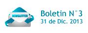Boletin mensual N°3
