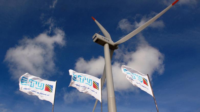 Miles de uruguayos se asociaron con el Estado para construir el parque eólico Pampa