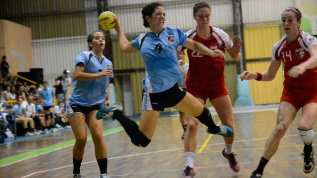 Supieron cumplir: las selecciones uruguayas de hándbol se hicieron lugar en Toronto 2015