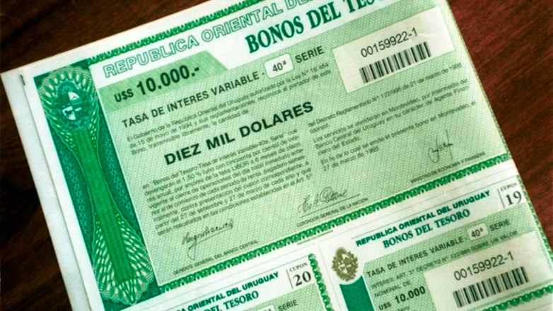 Uruguay obtained USD 1,200 million at a lower cost in a new global issue