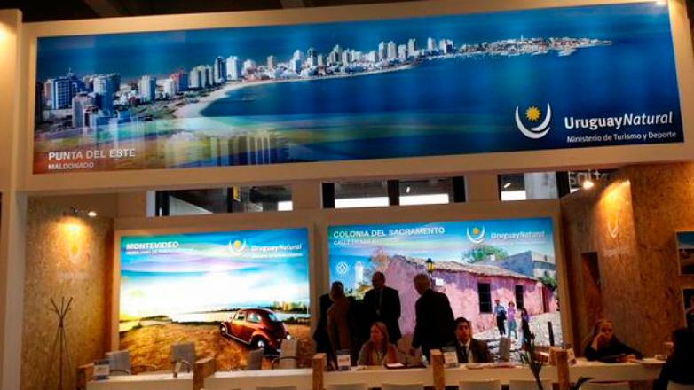 Uruguay se promociona como receptor de turismo europeo en la feria ITB de Berlín