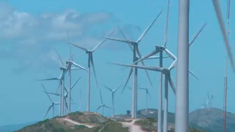 Uruguay will be a world leader in wind power in 2015 and this has been noted by the world media