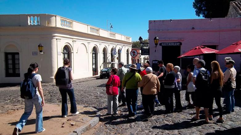 Balance positivo: se mantuvo la presencia de visitantes extranjeros y uruguayos en todo el país