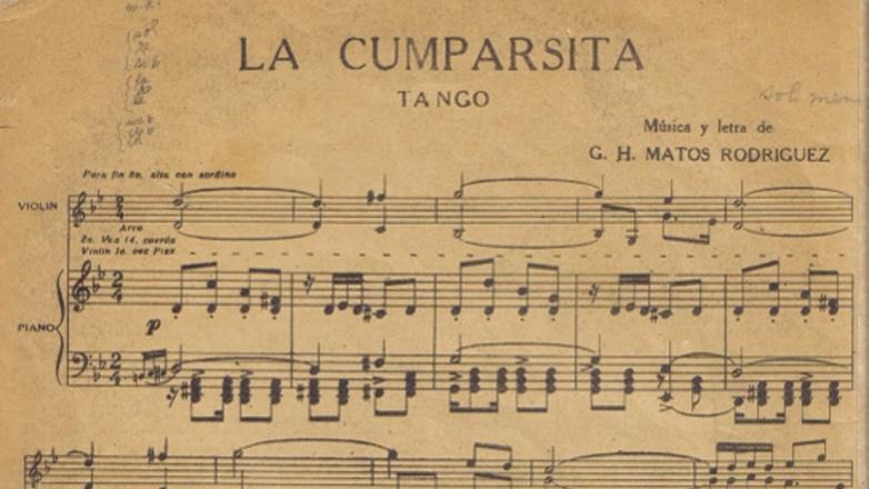 """Montevideo celebra los 98 años de """"La Cumparsita"""", el himno de los tangos"""