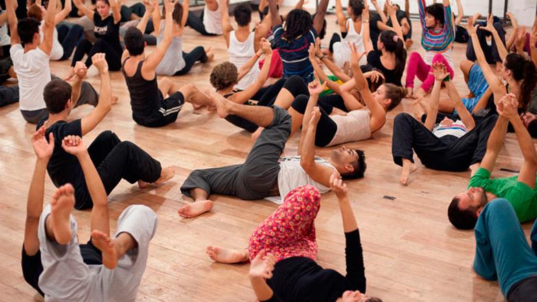 Montevideo celebra el Día Internacional de la Danza con clases abiertas a todo el público