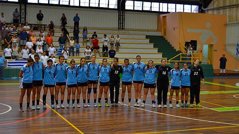 Selección femenina de handball disputará el Campeonato Panamericano a jugarse en junio en Cuba