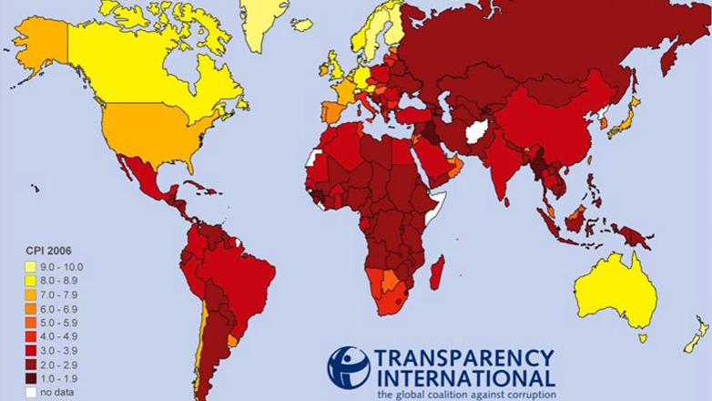 Uruguay es percibido como el país menos corrupto del Mercosur