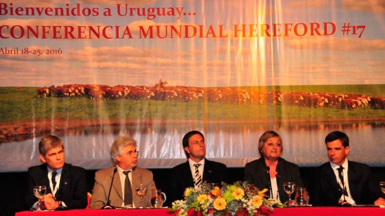 En 2016 Uruguay será sede de la 17ª Conferencia Mundial Hereford