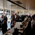 El pabellón celeste en la Expo Milán 2015 ya está inaugurado y seduce a los primeros visitantes
