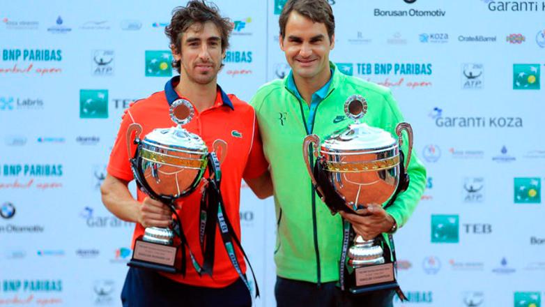 """El uruguayo Pablo Cuevas no pudo con Roger Federer pero vivió la final de Estambul como """"un premio que me da la vida"""""""