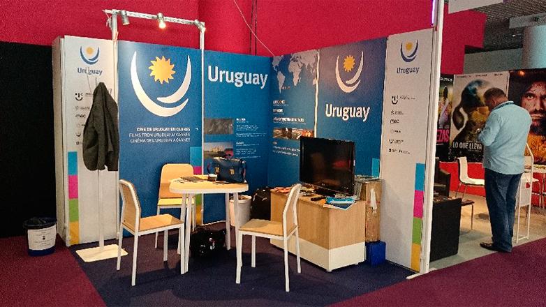 Uruguay dijo otra vez presente en Cannes 2015