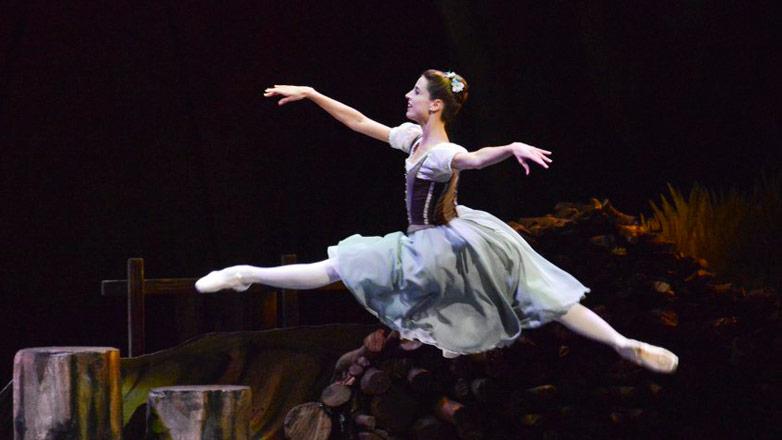 Con la puesta 2015 de Giselle, el Ballet del Sodre agota funciones día a día