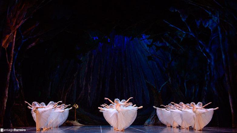 Giselle se consagra como la obra más exitosa del Ballet Nacional del Sodre