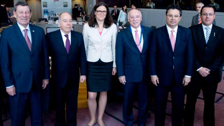 Cooperación triangular: Uruguay es el primer país en firmar un memorándum con la Unión Europea