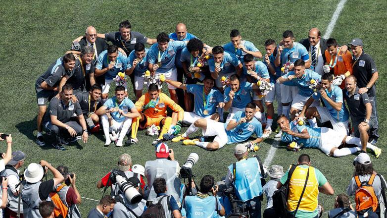 Cinco momentos celestes para recordar de la actuación de Uruguay en los Juegos Panamericanos 2015