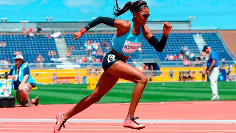 Déborah Rodríguez medalla de bronce en los Panamericanos 2015