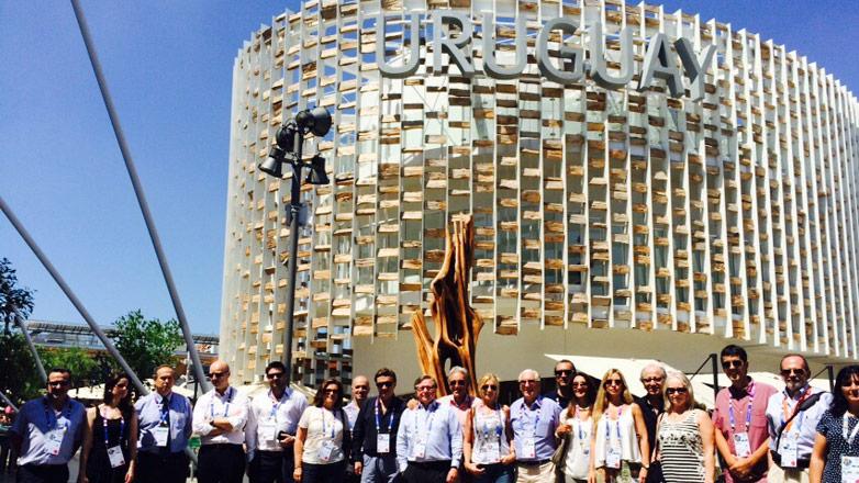 Destino Punta del Este promociona el Uruguay en la Expo Universal de Milano