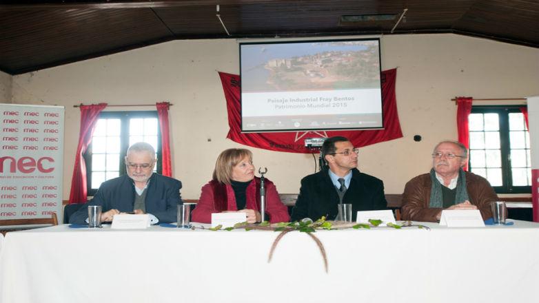 Un espaldarazo para la marca Uruguay Natural: el Paisaje Industrial Fray Bentos ingresó en la Lista de Patrimonio Mundial de la UNESCO