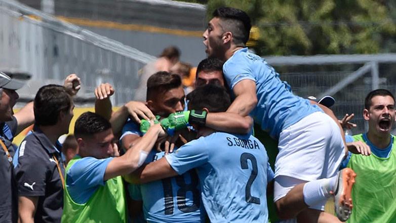 La selección de Uruguay se coronó campeón de los Juegos Panamericanos de Toronto 2015