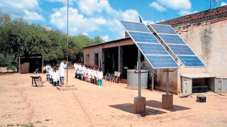 72 escuelas rurales uruguayas contarán con paneles solares
