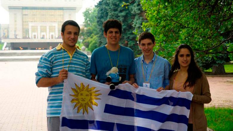 Cuatro olímpicos uruguayos entre 15 ganadores de premios Nobel