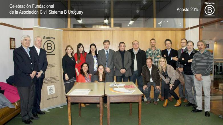La economía sustentable tiene quien la impulse: se creó la Asociación Civil Sistema B Uruguay