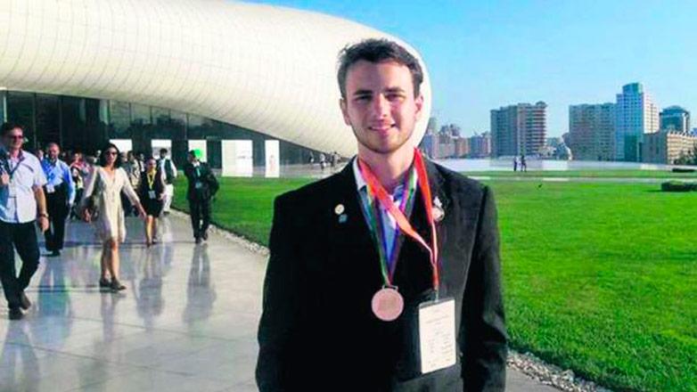 Un liceal uruguayo obtuvo el bronce en mundial de química