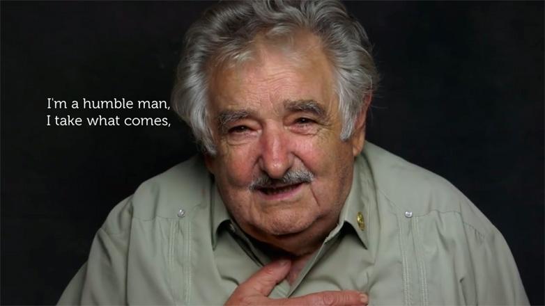 Los '47 segundos de sabiduría' de José Mujica sobre el verdadero precio de las cosas