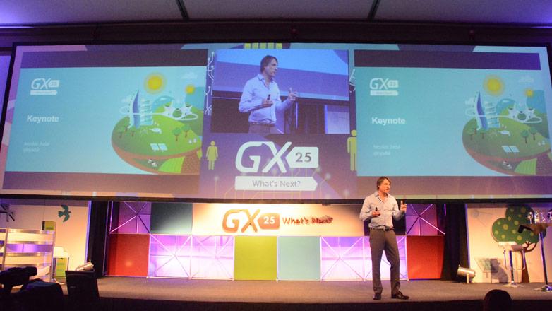 Importante anuncio al comienzo del GX25: ¡A partir de ahora Artech es GeneXus!