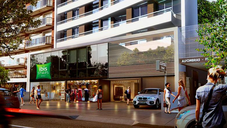 La cadena hotelera Accor dispuesto a duplicará sus plazas disponibles en Uruguay