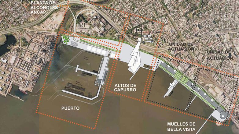 La española Abengoa construirá nueva terminal portuaria en Capurro