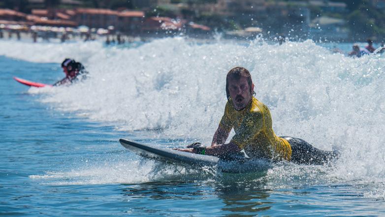 Surf ISA: Juancho de Posadas emociona al ubicarse 3° en el mundo y ganar medalla de bronce