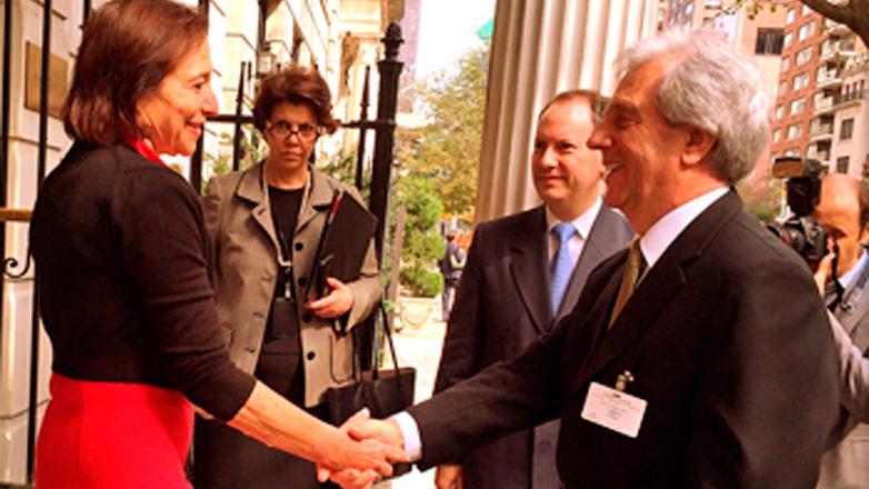 El presidente Vázquez fue reconocido por primer lugar de Uruguay en índice de Inclusión Social 2015