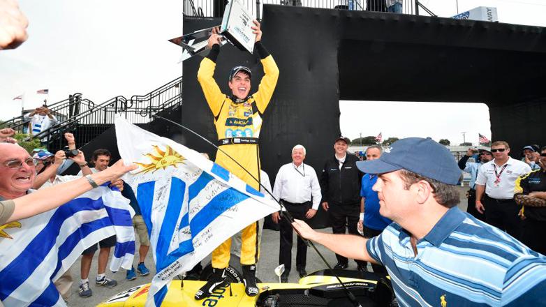 Santiago Urrutia campeón de la Formula Pro Mazda